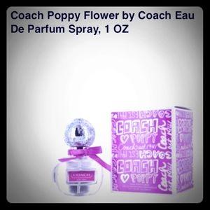 Coach Poopy Flower